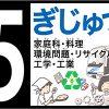 小学校図書館の掲示用イラスト(日本十進分類表)
